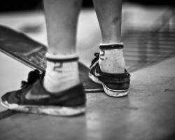 A skateboard story