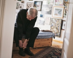 Henning Scherf Interview