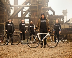 Team Fixedpott, Fixedgear racing team