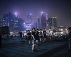 Singapur - Don't be cheebye